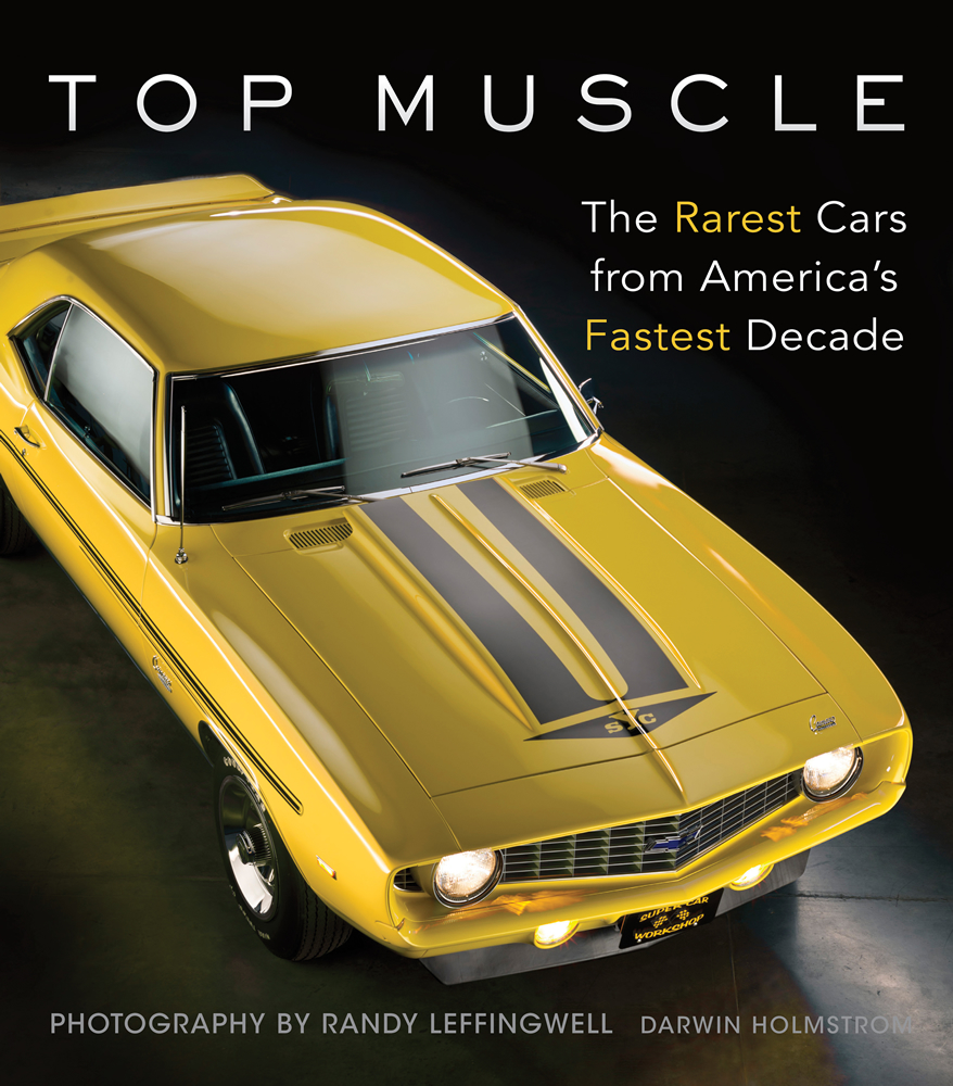 Top Muscle Book Cover Image