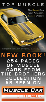 Top Muscle Book Ad